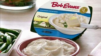 Bob Evans Mashed Potatoes TV Spot, 'Where Do Mashed Potatoes Come From?' - Thumbnail 4