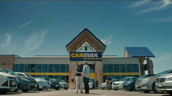 CarMax TV Spot, 'The Bright Side of Car Buying: Worry Free' - Thumbnail 3