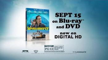 Love & Mercy Blu-ray TV Spot - Thumbnail 7