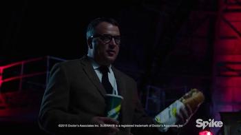 Subway Steak and Cheese TV Spot, 'Spike' - Thumbnail 9