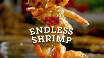Red Lobster Endless Shrimp TV Spot, 'Kind of a Big Deal'