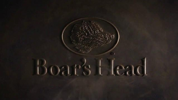 Boar's Head Beechwood Smoked Black Forest Ham TV Spot, 'Rich and Smooth' - Thumbnail 1