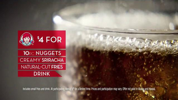 Wendy's TV Spot, 'More for Four' - Thumbnail 3