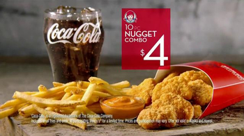 Wendy's TV Spot, 'More for Four' - Thumbnail 4
