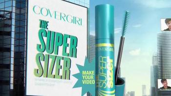 CoverGirl Super Sizer Mascara TV Spot, 'Javonda' Featuring Katy Perry - Thumbnail 7