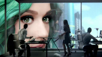 CoverGirl Super Sizer Mascara TV Spot, 'Javonda' Featuring Katy Perry - Thumbnail 2