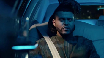Apple Music TV Spot, 'Limousine Ride' Featuring The Weeknd, John Travolta - Thumbnail 8