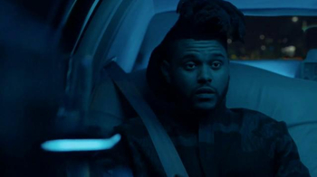 Apple Music TV Spot, 'Limousine Ride' Featuring The Weeknd, John Travolta