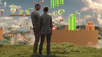 Super Mario Maker TV Spot, 'The Shift'