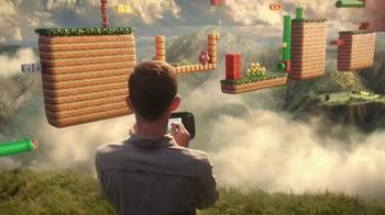 Super Mario Maker TV Spot, 'The Shift' - Thumbnail 1