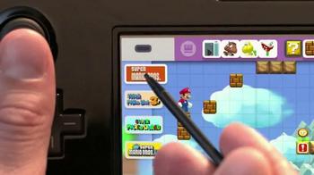 Super Mario Maker TV Spot, 'The Shift' - Thumbnail 3