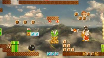 Super Mario Maker TV Spot, 'The Shift' - Thumbnail 4