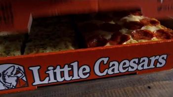 Little Caesars DEEP!DEEP! Dish Pizza TV Spot, 'Password Hint' - Thumbnail 8
