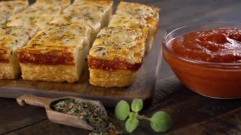 Little Caesars DEEP!DEEP! Dish Pizza TV Spot, 'Password Hint' - Thumbnail 9