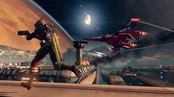 Destiny: The Taken King TV Spot, 'Launch Gameplay' Song by Led Zeppelin - Thumbnail 4