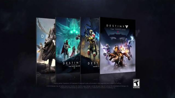 Destiny: The Taken King TV Spot, 'Launch Gameplay' Song by Led Zeppelin - Thumbnail 5