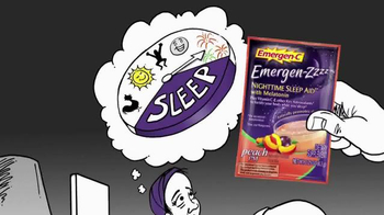 Emergen-C Emergen-Zzzz TV Spot, 'BET: Quick Tips' - Thumbnail 4