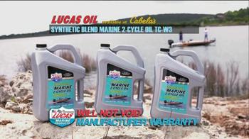 Lucas Oil Synthetic Marine 2-Cycle Oil TV Spot, 'Maximum Performance' - Thumbnail 7