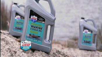 Lucas Oil Synthetic Marine 2-Cycle Oil TV Spot, 'Maximum Performance' - Thumbnail 3
