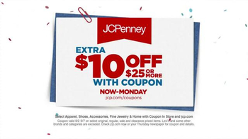 JCPenney Labor Day Sale TV Spot, 'Levi's Jeans for Him & Her' - Thumbnail 5