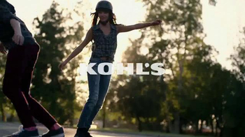 Kohl's Labor Day Weekend Savings TV Spot, 'Skateboarding' - Thumbnail 2