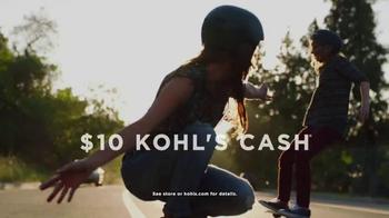 Kohl's Labor Day Weekend Savings TV Spot, 'Skateboarding' - Thumbnail 6