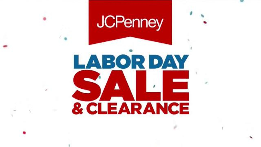 Jcpenney Labor Day Sale Clearance Tv Commercial Juniors And Kids Video