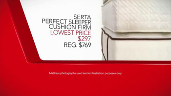Macy's Labor Day Mattress Sale TV Spot, 'Low Prices for the Season' - Thumbnail 4