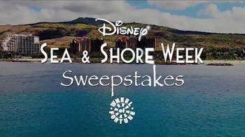 Disney Aulani TV Spot, 'Wheel of Fortune: Sea & Shore Week Sweepstakes' - Thumbnail 2