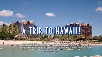 Disney Aulani TV Spot, 'Wheel of Fortune: Sea & Shore Week Sweepstakes' - Thumbnail 4