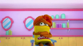 Play-Doh Crazy Cuts TV Spot, 'Snip' - Thumbnail 1