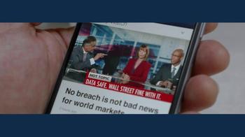 IBM Security TV Spot, 'Threat Intelligence and Behavioral Analytics' - Thumbnail 4