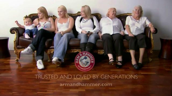 Arm and Hammer Fabric Care TV Spot, 'Generations' - Thumbnail 10
