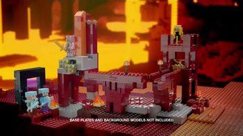 LEGO Minecraft TV Spot, 'Nether'