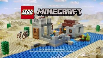 LEGO Minecraft TV Spot, 'Nether' - Thumbnail 1