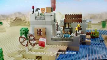 LEGO Minecraft TV Spot, 'Nether' - Thumbnail 2