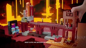 LEGO Minecraft TV Spot, 'Nether' - Thumbnail 5