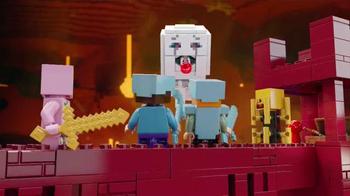 LEGO Minecraft TV Spot, 'Nether' - Thumbnail 7