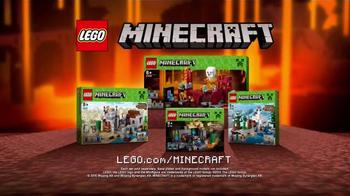 LEGO Minecraft TV Spot, 'Nether' - Thumbnail 8