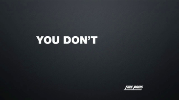 Tire Pros TV Spot, 'Hassle-Free Tire Buying Experience' - Thumbnail 1