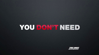 Tire Pros TV Spot, 'Hassle-Free Tire Buying Experience' - Thumbnail 4
