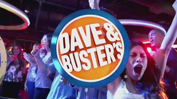 Dave and Buster's TV Spot, 'Labor Day Weekend'
