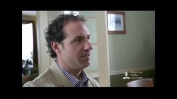 American Public University TV Spot, 'Transforming Science Education' - Thumbnail 5