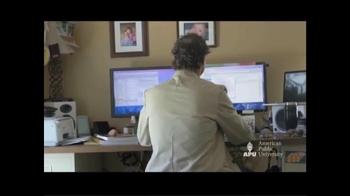 American Public University TV Spot, 'Transforming Science Education' - Thumbnail 7