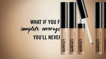 BareSkin Complete Coverage Serum Concealer TV Spot, 'Flawless' - Thumbnail 1