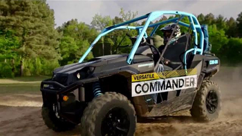 Can-Am Yellow-Tag Event TV Spot, 'Deals on Rides' - Thumbnail 4
