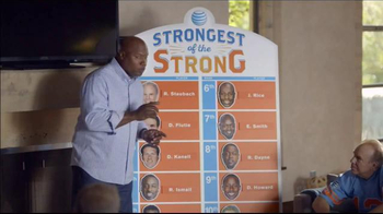 AT&T TV Spot, 'College Football: Introduction' Featuring Bo Jackson - Thumbnail 3