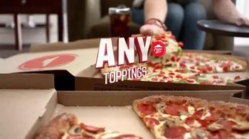Pizza Hut Any Carryout Deal TV Spot, 'Football Season' - Thumbnail 2