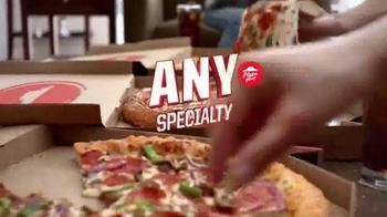 Pizza Hut Any Carryout Deal TV Spot, 'Football Season' - Thumbnail 3