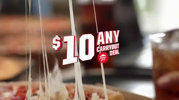 Pizza Hut Any Carryout Deal TV Spot, 'Football Season' - Thumbnail 4